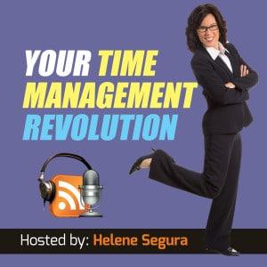 Time-Management-Revolution-Helene-Segura-podcast-artwork-cover