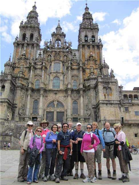 camino de santiago - a pilgrimage in Spain